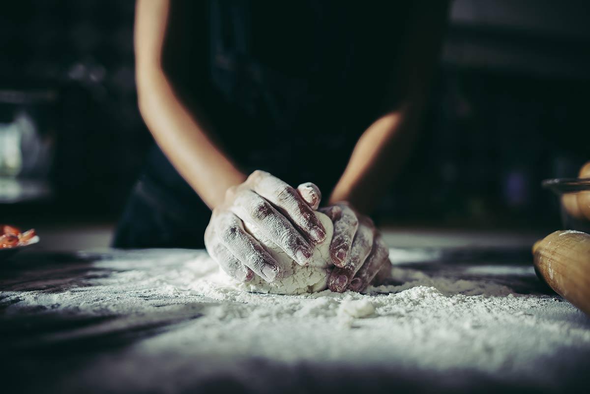 pan artesano masa madre